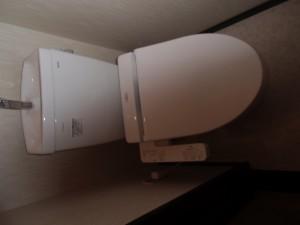 トイレ改修 節水便器に